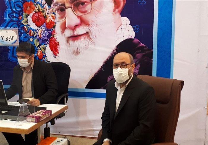 اظهارات سردار دهقان بعد از ثبت نام در انتخابات درباره برجام