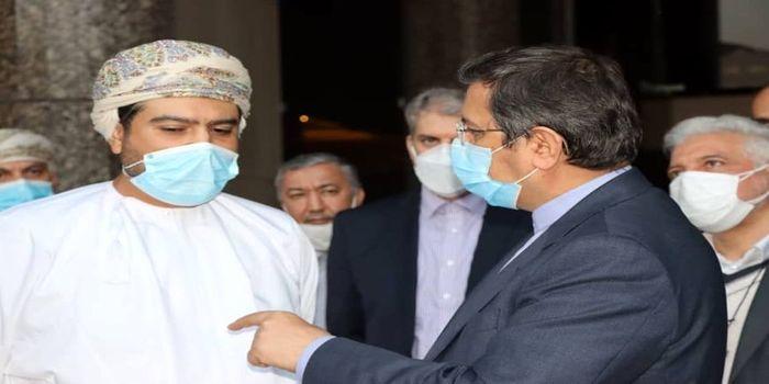 همتی: عمان شریکی راهبردی برای ایران است