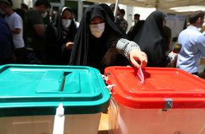 تصاویر/ بزنگاه تاریخی انتخابات ۱۴۰۰