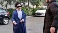 پشت پرده ویدیوی سیلی یک جوان به روحانی