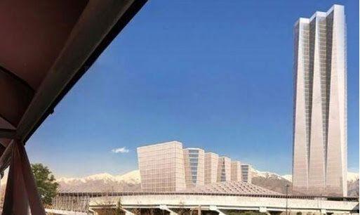 جزئیاتی جدید از ساخت آسمانخراش جنجالی شرکت گاز