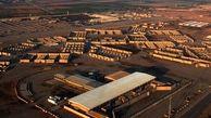 اصابت ۲ راکت کاتیوشا به پایگاه هوایی بلد در شمال عراق