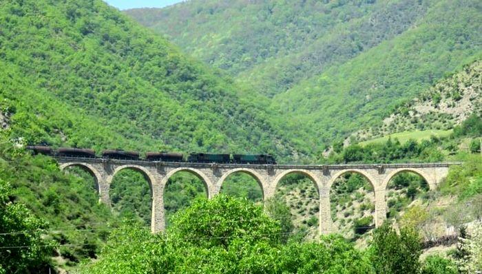 ثبت راه آهن سراسری ایران در یونسکو