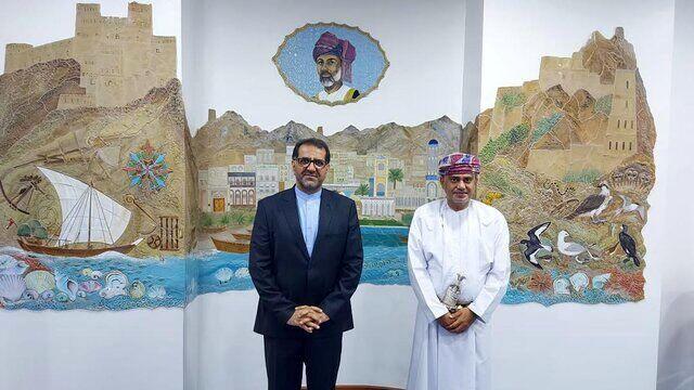 رایزنی سفیر ایران با شهردار مسقط در عمان