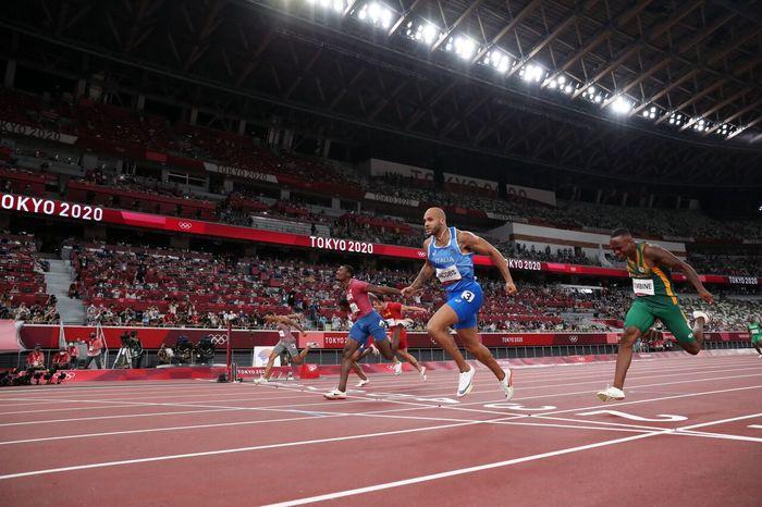 با سریعترین مرد المپیک آشنا شوید/چگونه ١٠٠ متر را در ٩.۸۰ ثانیه دوید؟