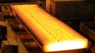 ثبت رکورد بارگیری و حمل ریلی تختال توسط فولاد مبارکه