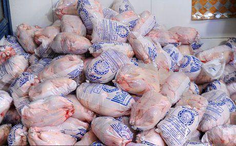 عرضه ۷ هزار و ۱۴۲ تن گوشت مرغ در بازار