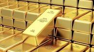 بررسی نوسانات قیمت طلا در هفته گذشته