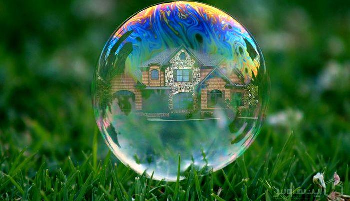 حبابی که ۵۰ سال است نترکیده!