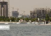 معرفی و آشنایی بیشتر با برج برلیان،برج آفتاب مهتاب و برج نارنجستان در منطقه ۲۲ تهران (دریاچه چیتگر)