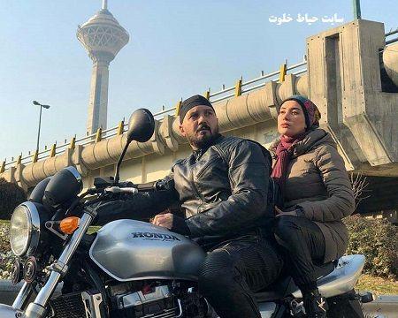 هشدار پلیس به زنان تَرک نشین/فیلم