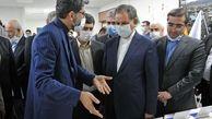 بازدید جهانگیری از دستاوردهای ایران خودرو در نهضت ساخت داخل