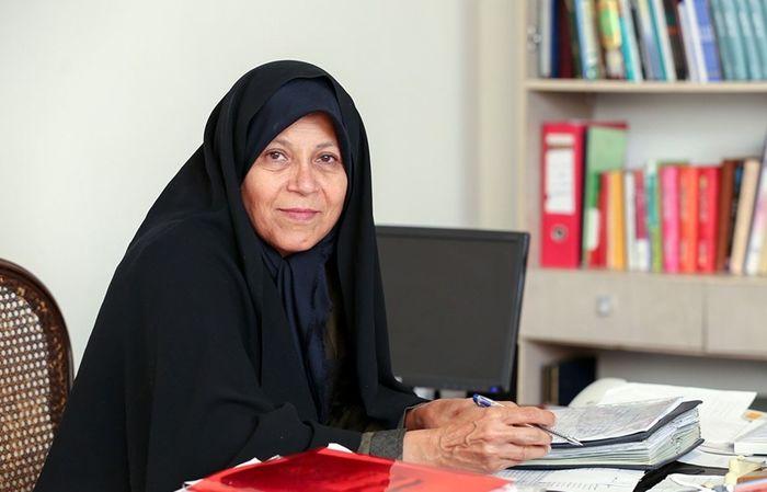 جنجال جدید فائزه هاشمی این بار با موضوع رئیسجمهور شدن زنان