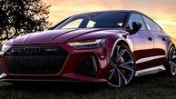 معرفی خودروی قدرتمند آئودی مدل ۲۰۲۱ + تصاویر