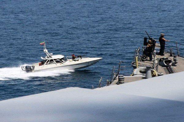 ادعای امریکا درباره شلیک ۳۰ تیر هشدار به قایق های تندروی سپاه