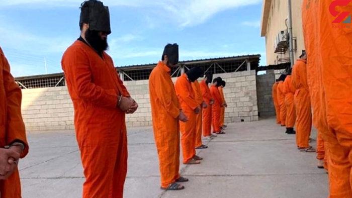 ناکامی توطئه داعش در مرز غربی کشور