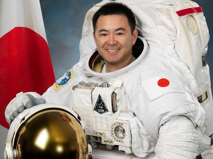 یک فضانورد ژاپنی فرمانده جدید ایستگاه فضایی بین المللی شد
