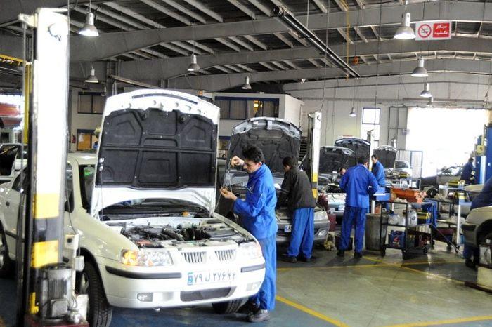 کسب رتبه ممتاز توسط نمایندگی های ایران خودرو