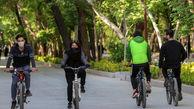 دوچرخه سواری بانوان مارا جان به لب کرده است!