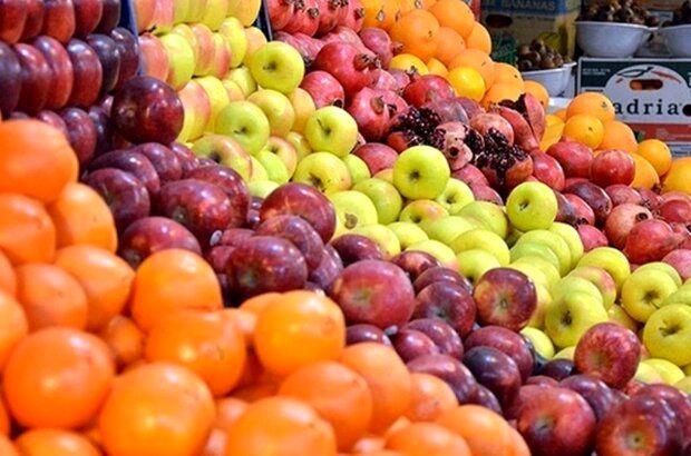 قیمت روز میوه و تره بار در میادین شهرداری (۱۴۰۰/۰۱/۳۰) + جدول
