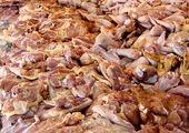 قیمت مرغ در بازار امروز (۹۹/۰۸/۱۳)