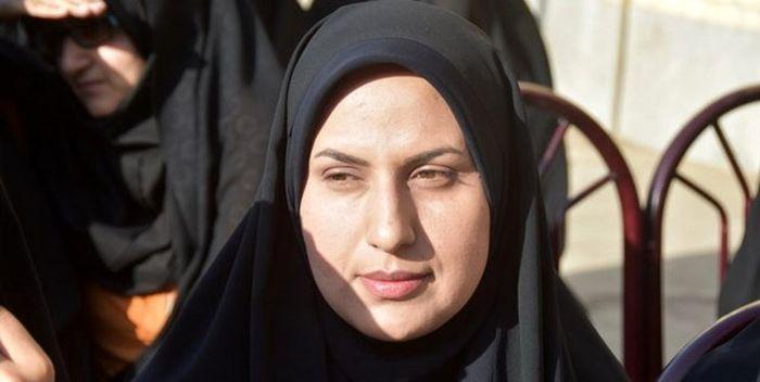 نماینده خانم به کرونا مبتلا شد + عکس