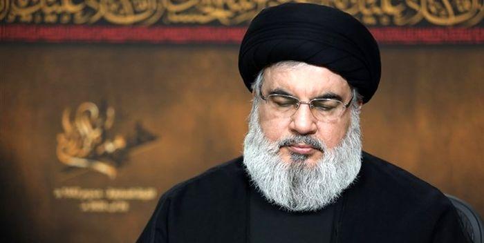 «سید حسن نصرالله» به رهبر انقلاب پیام داد
