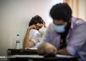 مقتدایی:وزیر علوم درباره سوالات کنکور توضیح دهد
