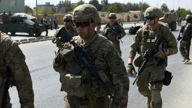 دولت بایدن توسط طالبان تهدید شد