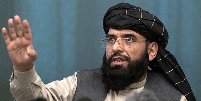 خط و نشان سخنگوی طالبان برای امریکا