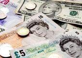 قیمت پوند در بازار