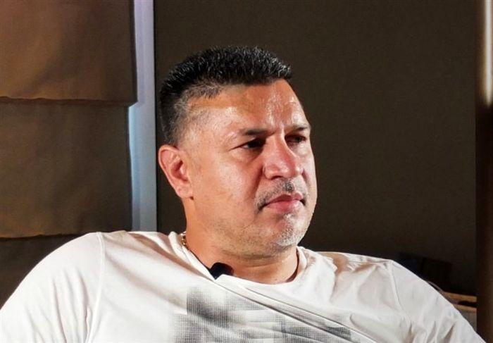 علی دایی: امیدوارم رونالدو رکوردم را بزند