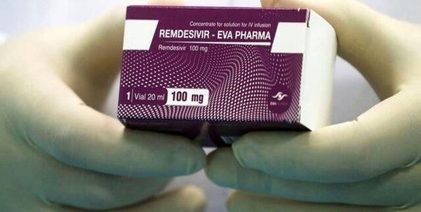 جزئیات جدیدی از توزیع داروی «رمدسیویر» اعلام شد