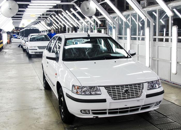 قیمت جدید محصولات ایران خودرو + جدول
