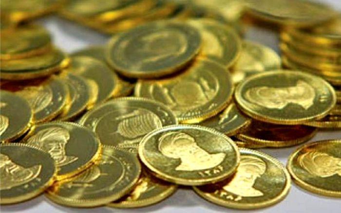 آخرین وضعیت قیمت سکه در بازار (۹۹/۱۲/۲۵)