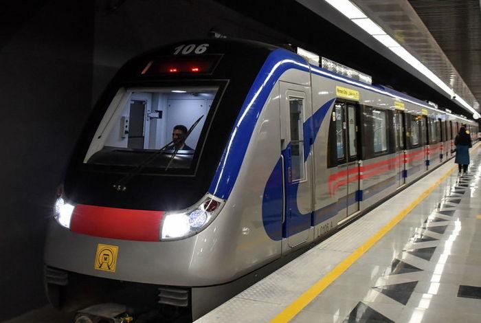 خودکشی در متروی جوانمرد قصاب