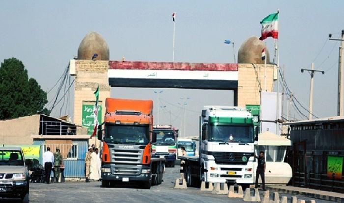صادرات این محصولات به کردستان عراق ممنوع شد+ جدول