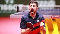پینگ پنگ ایران المپیکی شد