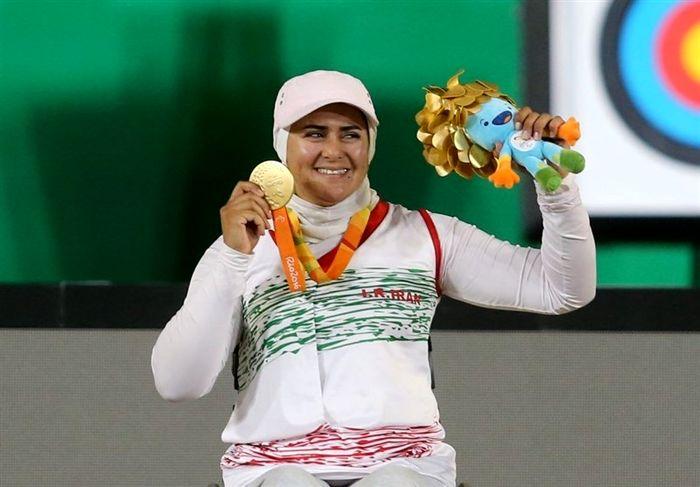 قهرمان ایرانی پارالمپیک به کرونا مبتلا شد