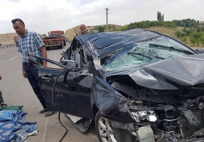 حادثه برای دوبلر پیشکسوت شکرستان