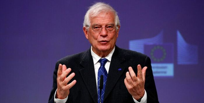 جوزپ بورل: درباره برگزاری مذاکرات با آمریکا و ایران خوشبین هستم