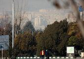 وضعیت آلودگی هوای تهران خطرناک است!