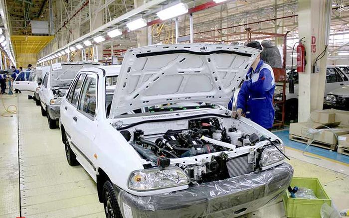 قیمت خودرو پراید در بازار امروز + جدول
