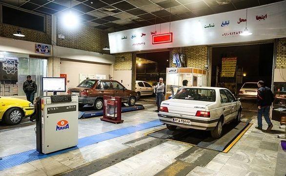 فوری / هزینه معاینه فنی خودرو دوباره گران میشود