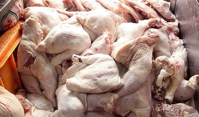 قیمت مرغ در بازار +جدول