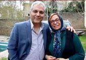 عکس جدید شبنم قلی خانی و همسرش در طبیعت