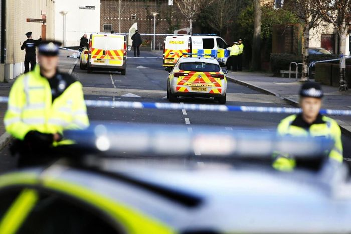 لندن در ترس و وحشت یک شی مشکوک