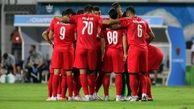 پرسپولیس لیگ قهرمانان را با پیروزی شروع کرد