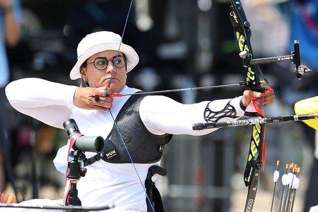 نعمتی فینالیست پارالمپیک ٢٠٢٠ شد