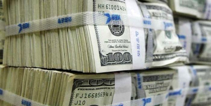 ریزش سنگین دلار در بازار